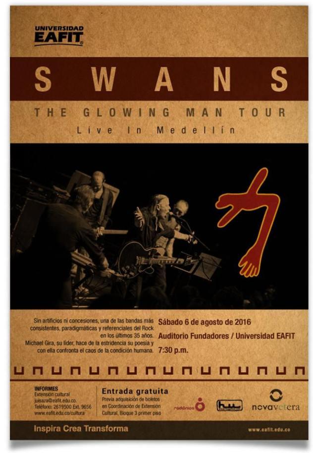 swans medellin