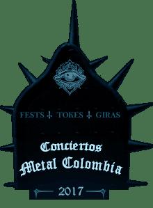Próximos Conciertos de Rock, Metal en Colombiensia 2017