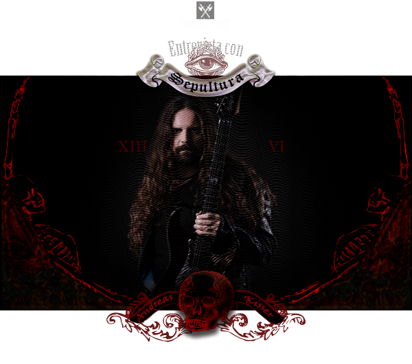Interview with Andreas Kisser, Sepultura - Machine Messiah, 2017