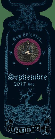 Rock, Metal Releases Aug 2017