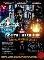 Reseña Festival Brutal Assault 2017, Fortaleza de Josefov en República Checa