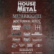 Reseña Festival House of Metal 2018 en Umeå, Suecia