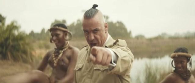 """RAMMSTEIN estrena video clip para """"Ausländer"""""""