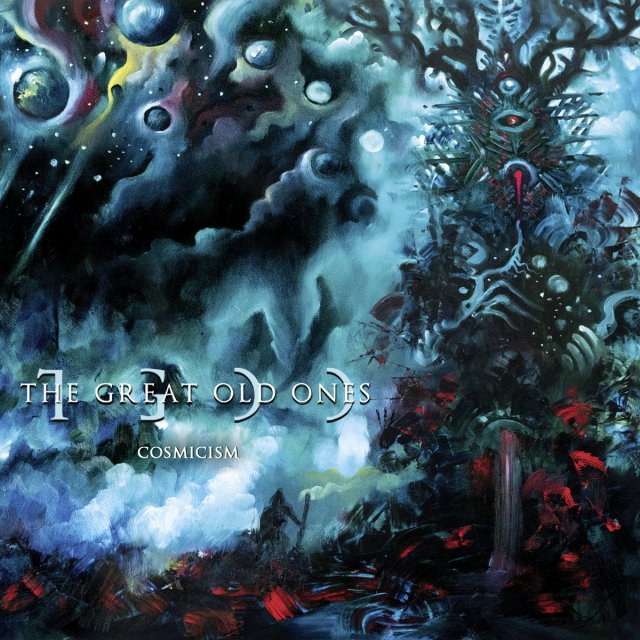 Reseña Disco Cosmicism de The Great Old Ones