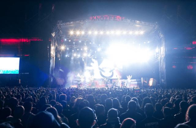 El estado del arte de un show de Black Metal, Behemoth en el Knotfest Colombia 2019