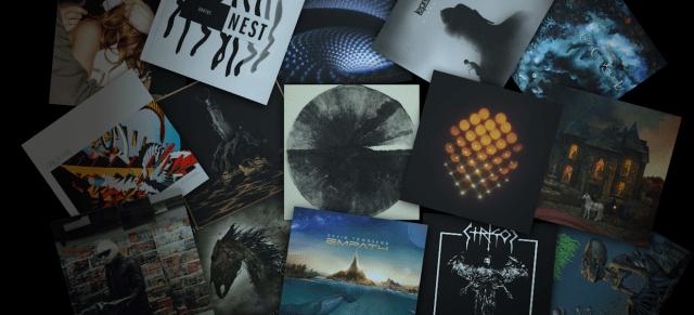 SELECCION 15 DISCOS DE ROCK Y METAL 2019