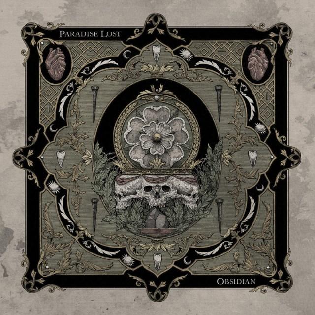 Reseña Disco Obsidian de Paradise Lost