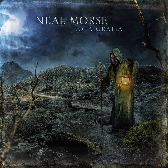 """NEAL MORSE nuevo album """"Sola Gratia"""", video clip en linea"""
