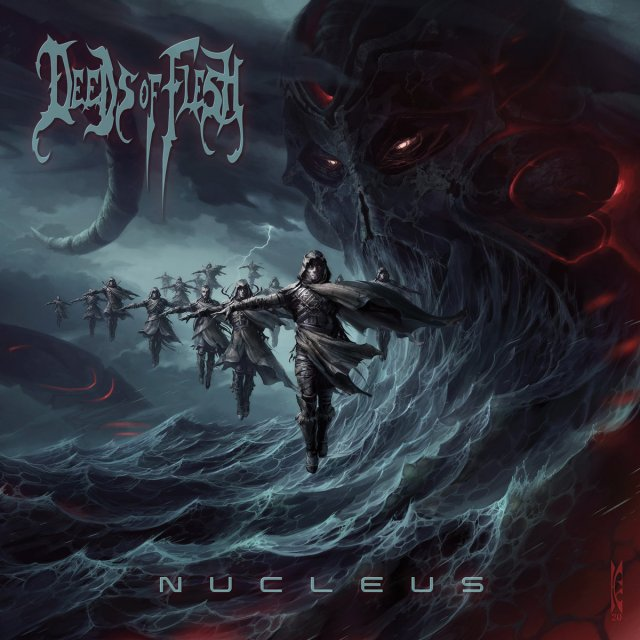 DEEDS OF FLESH nuevo disco con miembros de Gorguts, Cannibal Corpse, Dying Fetus etc….