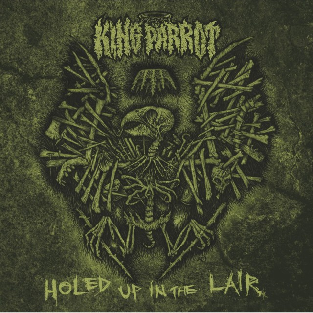 KING PARROT nuevo EP, adelanto Nor Is Your con Phil Anselmo