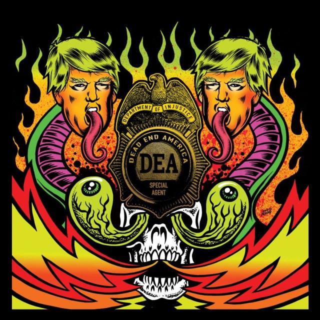 DEAD END AMERICA nueva banda con miembros de Eyehategod, Poison Idea, Mondo Generator…