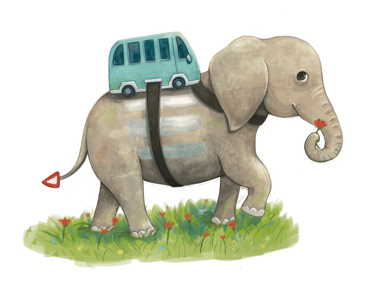 Lumotravels_illustration_elephant_elsdecaluwe