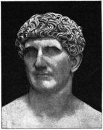 Busto de Marco Antonio