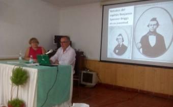 Conferencia sobre el Misterio del Mary Celeste en Palmones