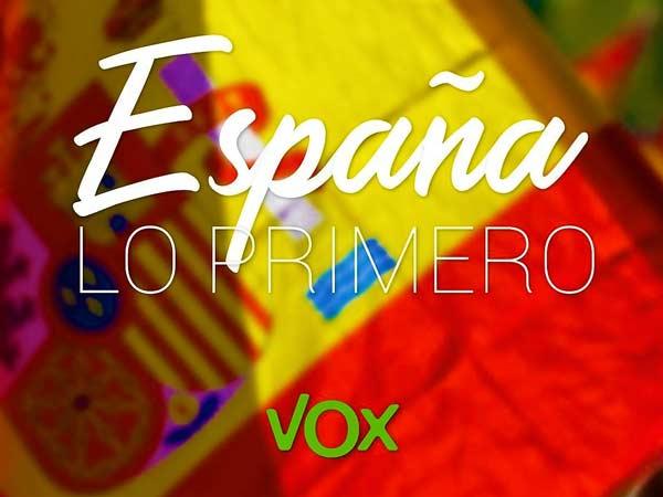 Image result for vox españa