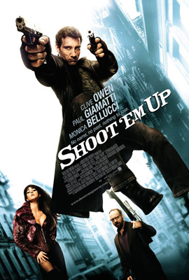 Shootem Up poster