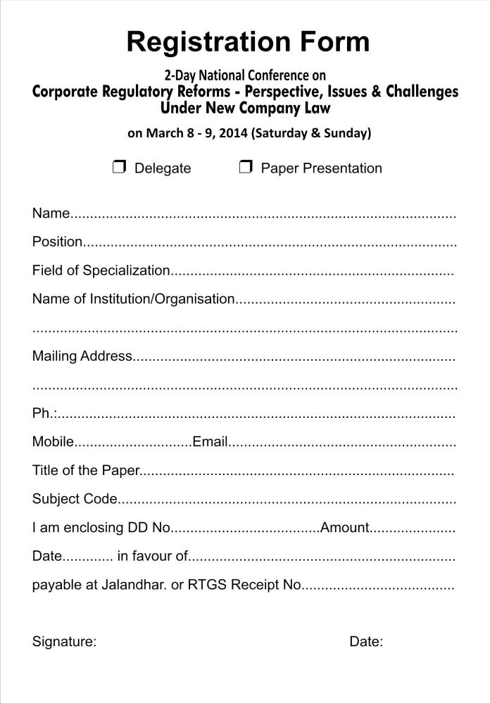 Sports registration forms template free download sports registration form thecheapjerseys Choice Image
