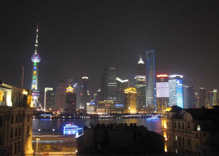 shanghai-skyline