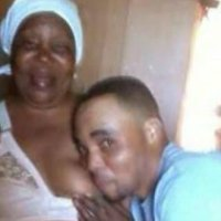 Man shares photo of him sucking his mother's breast on his Facebook wall