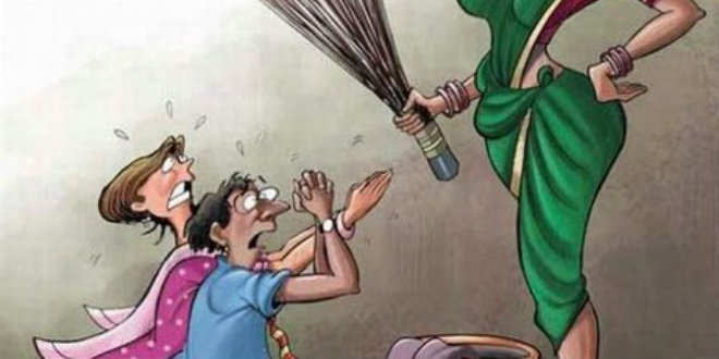 children house maid abuse