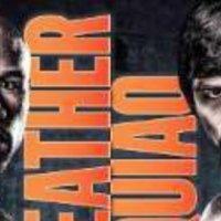 MANNY PACQUIAO vs. FLOYD MAYWEATHER JR.