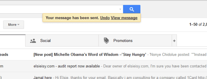 How To Unsend Your Sent Emails