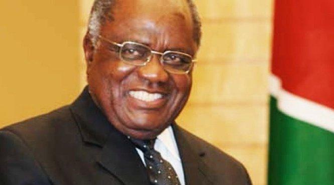 Ex-Namibia president, Hifikepunye Pohamba awarded $5m Mo Ibrahim prize