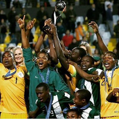 Golden Eaglets Retain U-17 World Cup in Chile