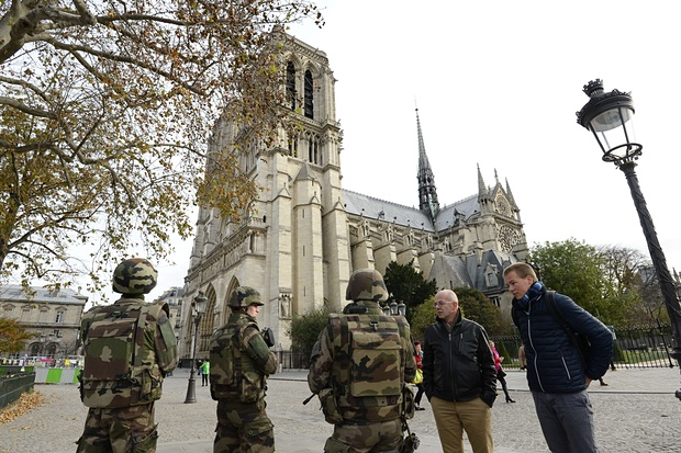 A DIRGE FOR TERROR VICTIMS