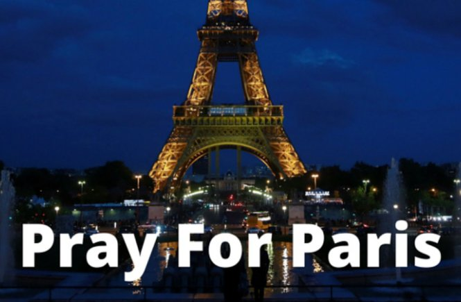 To Pray For Paris A question of humanity not politics