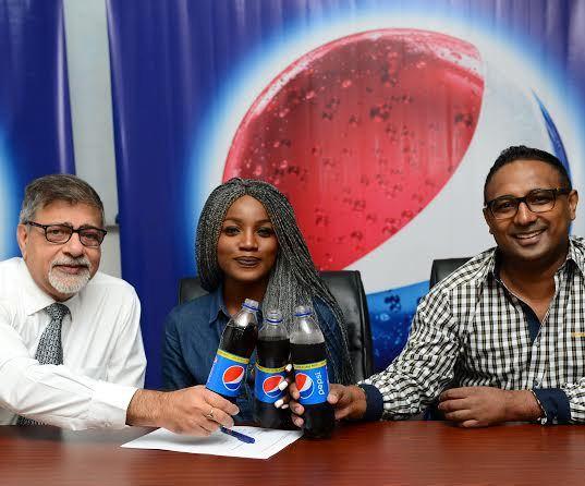 Seyi Shay signed as Pepsi Music Ambassador