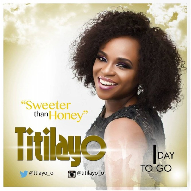 Now Playing: Sweeter Than Honey by Titilayo