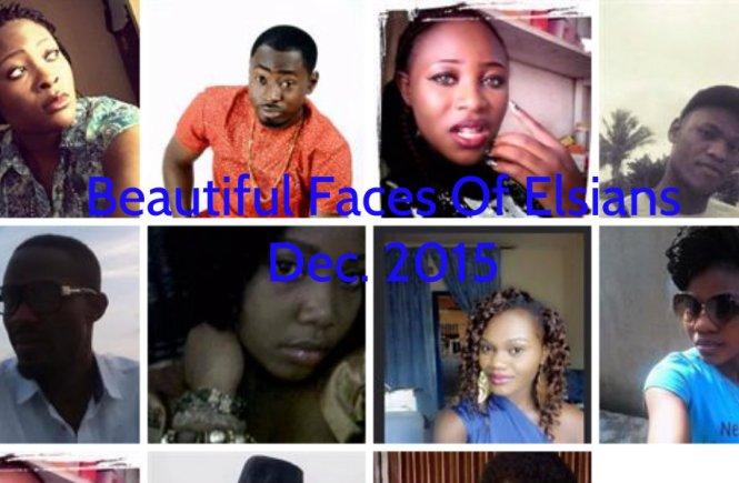 Beautiful Faces of Elsians