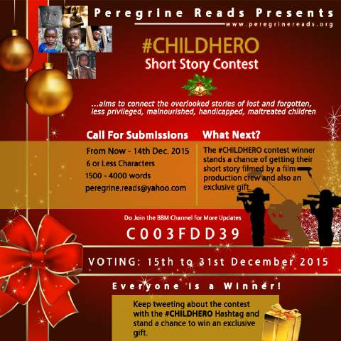 CALL FOR ENTRY: Peregrine Reads Annual Christmas Contest