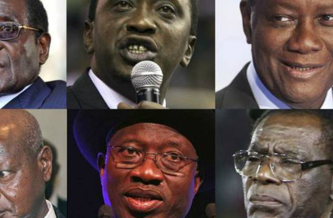 9 Top Most Educated Africa's Presidents