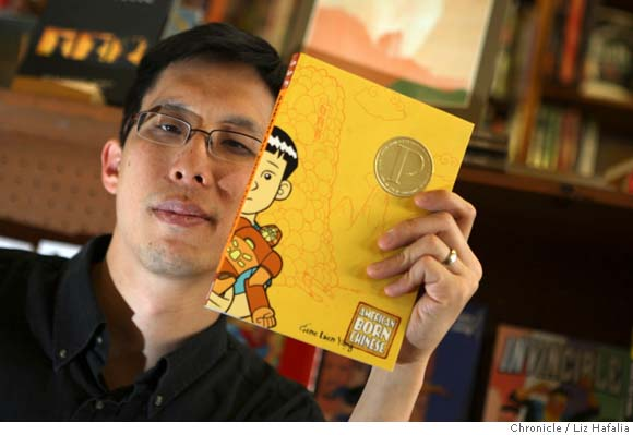 Gene Luen Yang Named Ambassador For Young People's Literature