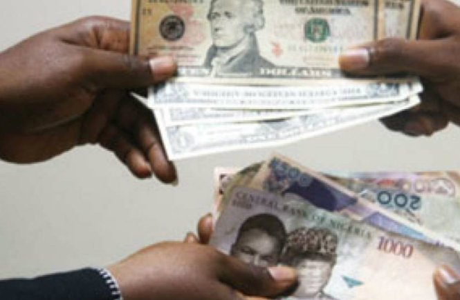 The Naira-Dollar Blues by Reuben Abati