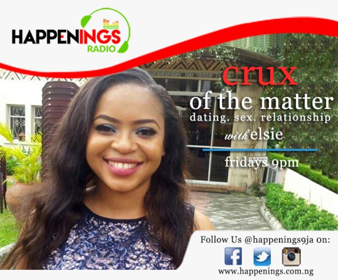 Introducing Crux Of The Matter - With Elsie