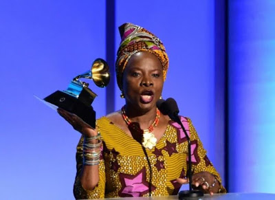 Angelique Kidjo Wins 3rd Grammy, 58th Grammy Awards Full List