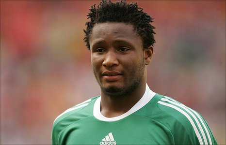 Mikel Obi Emerges Super Eagles Captain
