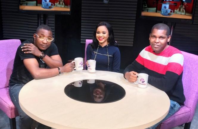 TeaTime on PlusTV Africa Anchors - elsieisy blog