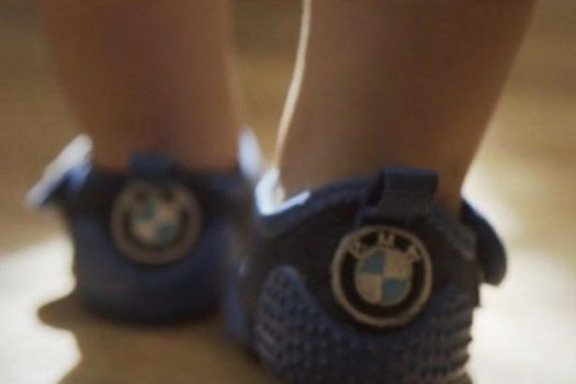 This BMW Boots Was Specially Designed To Stop Babies From Falling