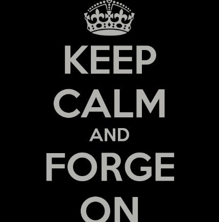 forge on