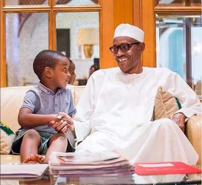 President Muhammadu Buhari's Children's Day Message