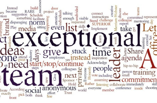 Be Exceptional - Elsieisy blog