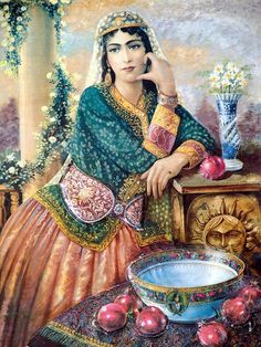 Iranian Poetry Lady - elsieisy blog
