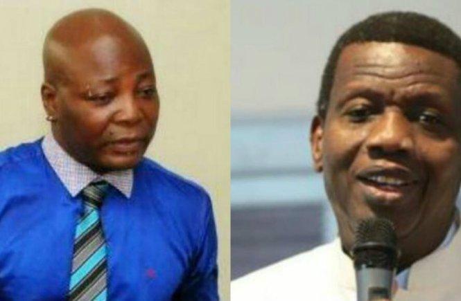 'Oga Pastor that one na missyarn' - Charly Boy Replies Baba Adeboye