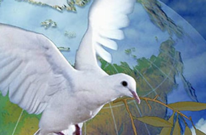 World peace day: A wish? A mirage? Or a reality? - elsieisy blog