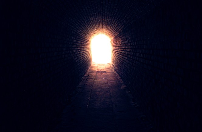 End Of the Tunnel - elsieisy blog