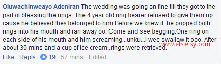 These Weird Things really Happened at Weddings in Nigeria? Save Me Lord!
